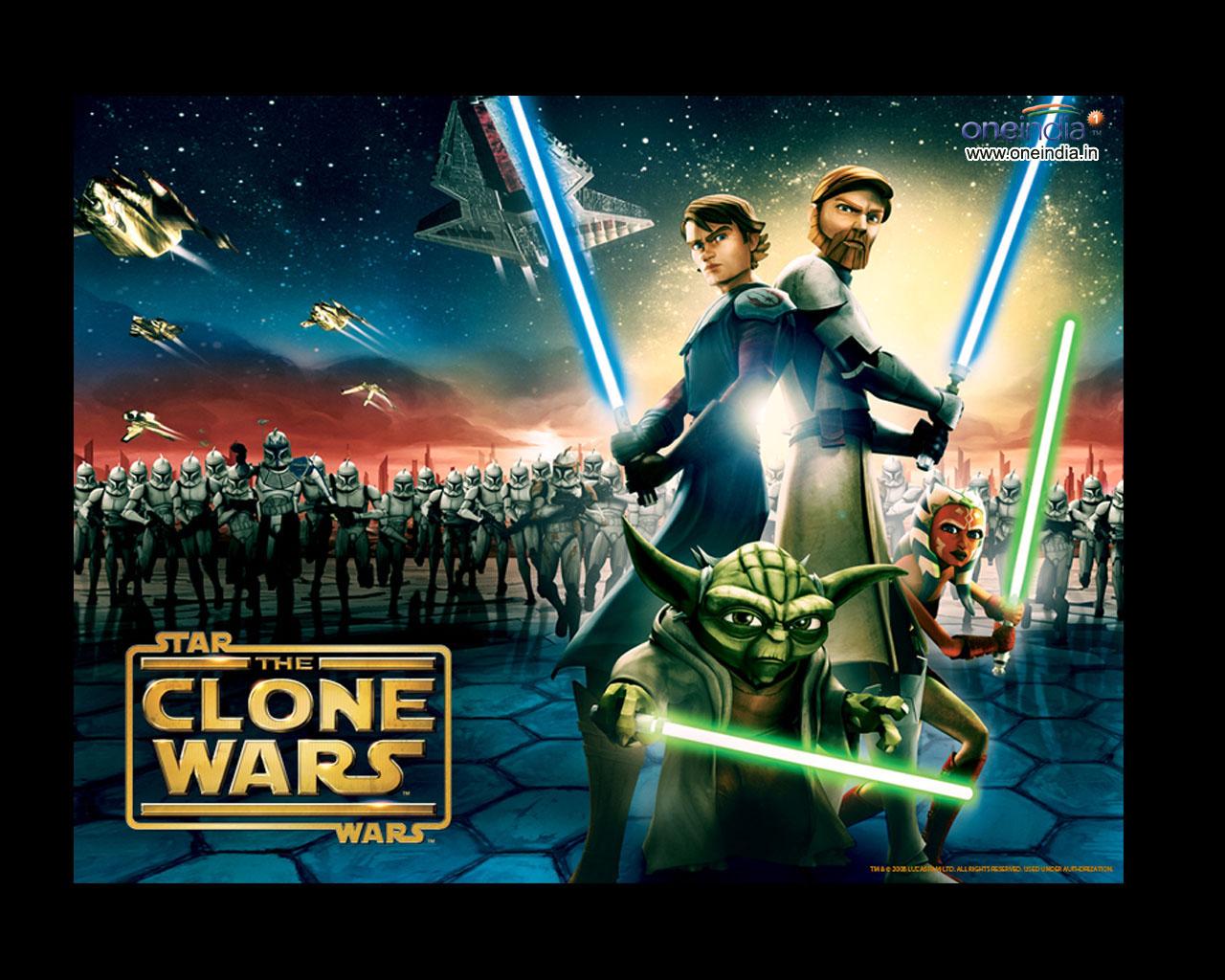 The Clone Wars - Global Series TV | 1280 x 1024 jpeg 270kB